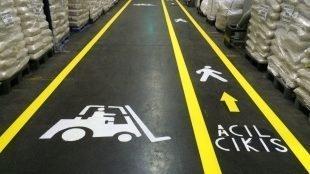 Forklift Yolları