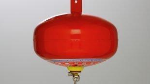 Tavan Tipi Yangın Söndürme Cihazları